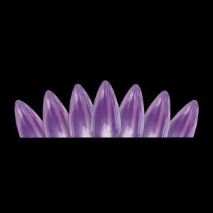 50-Light LED C3 Crystal Purple Light Set