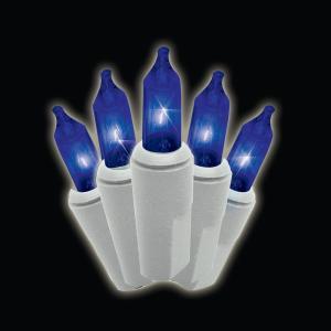 100-Light Mini Blue Lights (Set of 2)