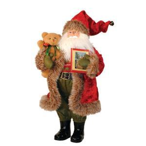 15 in. Story Time Santa