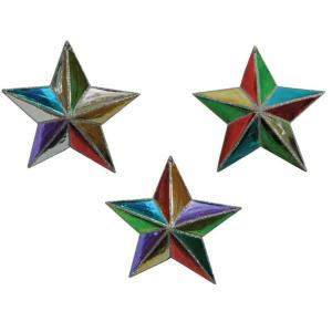 Jingle Brights Star Ornament (12-Piece)