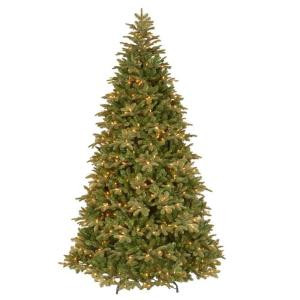 7.5 ft. Northern Balsam Tree with Clear Lights