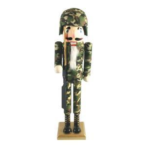 14 in. Army II Nutcracker