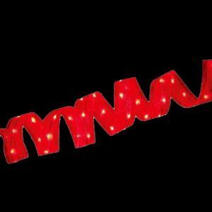 9 ft. Red LED Ribbon Lights (3-Pack)