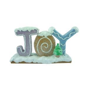 4.5 in. JOY Tabletop Decoration
