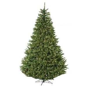 7.5 ft. Pre-Lit Ponderosa Pine