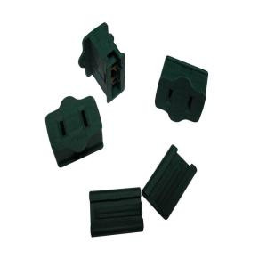 Green Female Slide-On Connectors (Pack of 100)