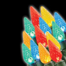 20-Light LED C3 Multi-Colored Battery-Operated Light Set