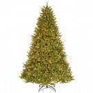 9 ft. Grande Fir Medium Artificial Christmas Tree with Clear Lights