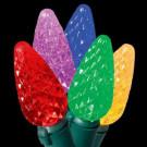Energy Smart 50-Light LED Multi-Color C5 Light Set