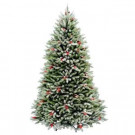 7.5 ft. Dunhill Fir Artificial Christmas Tree