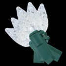 50-Light LED White C3 Light Set