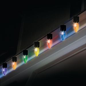 Symphony of Lights 10-Light LED Multi Color-Changing Light Show Set