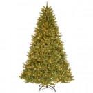 9 ft. Grande Fir Medium Artificial Christmas Tree with Clear Lights