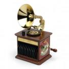 12 in. Harmonique Gramophone