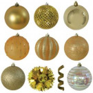 Variety Gold Ornament Pack (40-Count)