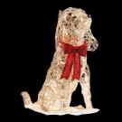 30 in. PVC Grapevine Dog