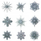 Snowflake Silver Finisher Kit (25-Count)