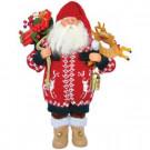 15 in. Lil Reindeer Claus