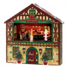 16 in. Animated Advent House