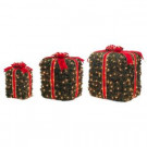 Nested PVC Holiday Packages (Set of 3)