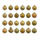 Holiday Shimmer Blown Ornament (24-Count)