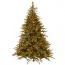 9 ft. Feel Real Frasier Grande Artificial Christmas Tree with 1500 Clear Lights