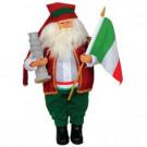 15 in. Italian Santa
