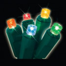 50-Light Multi Colored Micro Mini LED Lights