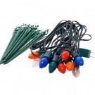 Multi-Colors Electric PathLights String (Set of 10)