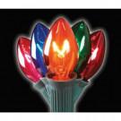 C7 25-Light Multi-Color String Light Set