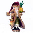17 in. Limited Edition Steinbach Santa with Pineapple Nutcracker