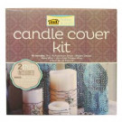 Candle Cover Project Kit