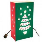 Christmas Tree Electric Luminaria Kit (Set of 10)