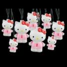 8-Light White Hello Kitty Blinking Lights